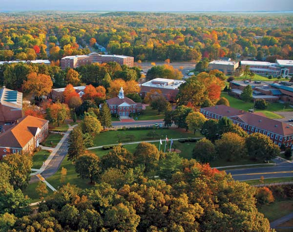 Western New England University Tours