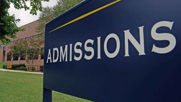 admissions tips