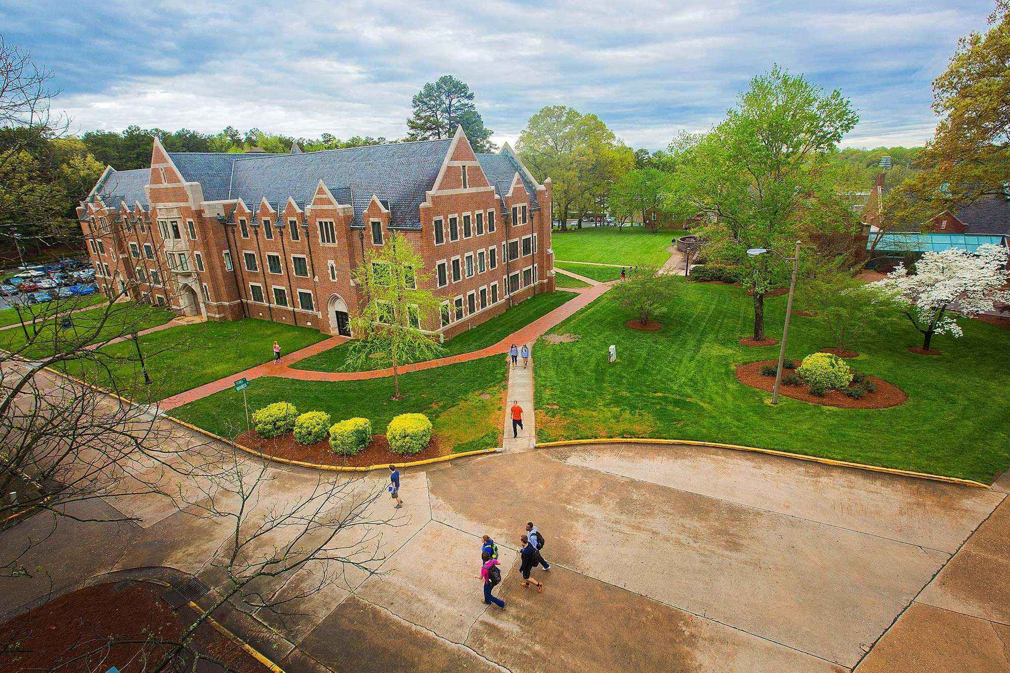 Best Colleges In Alabama >> Catawba College - video, rankings, stats | It's Nacho
