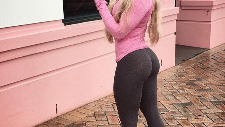 Anna Nystrom Is Goals