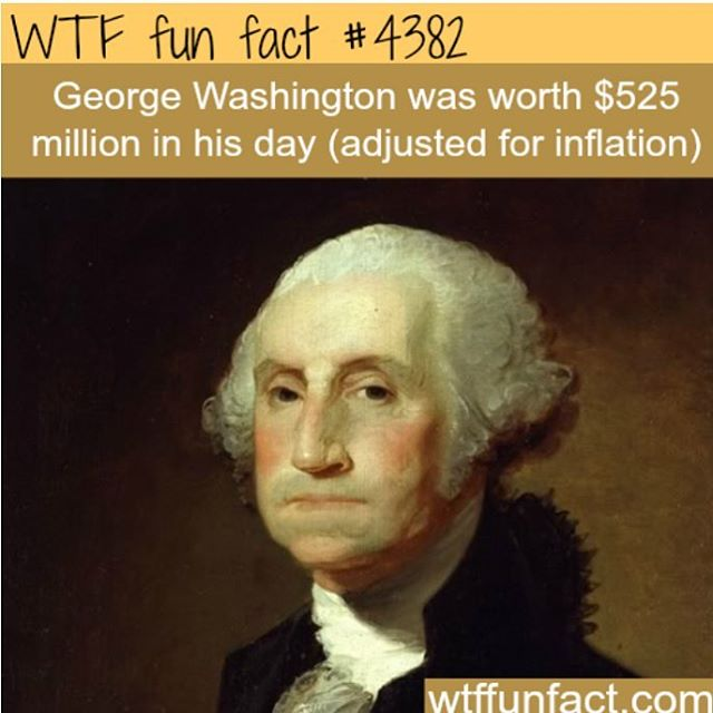 George washington the original goat its nacho for Fun facts about the presidents