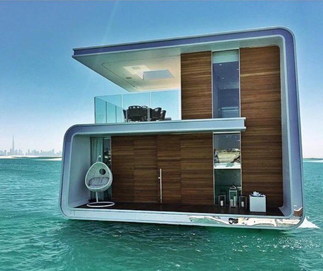 Floating House In Dubai It 39 S Nacho