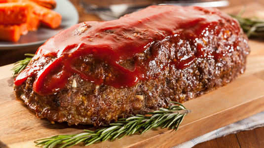 All-american meatloaf