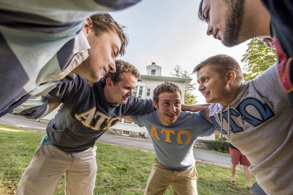 Fraternity and Sorority Team Building