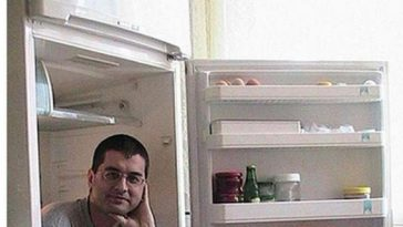 chill in fridge