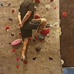 climbing wall with no hands