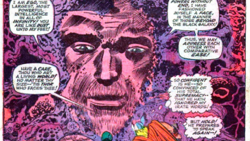 Guardians of the Galaxy Vol. 2: Who is Ego