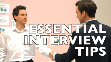 17 College Interview Questions and How to Answer Them (Part 1 of 3) • Its Nacho