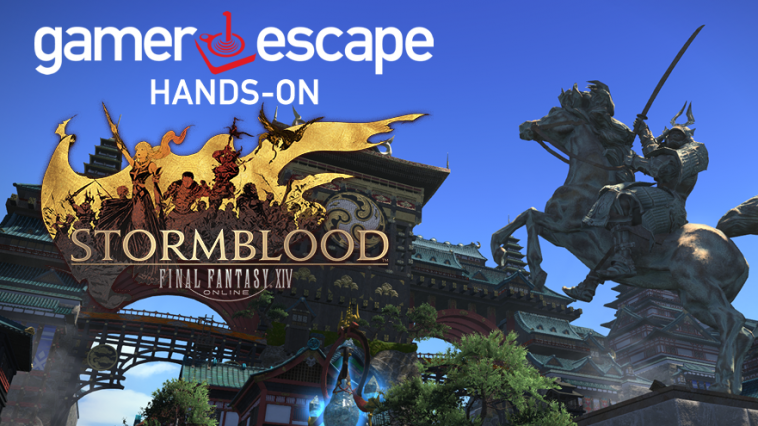 Final Fantasy XIV: Stormblood Preview