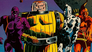 History of Guardians of the Galaxy Comics