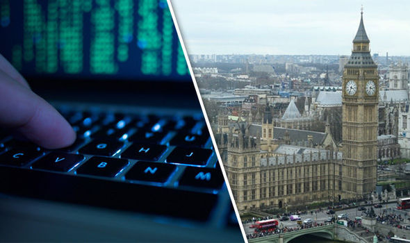 Hackers hittheemail system of the British Parliament