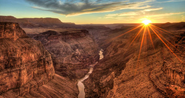 Grand Canyon National Park Arizona United States