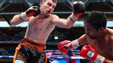 Manny Pacquiao-Jeff Horn