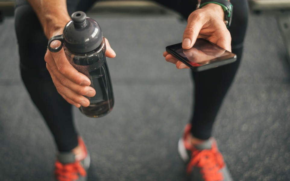 workout phone