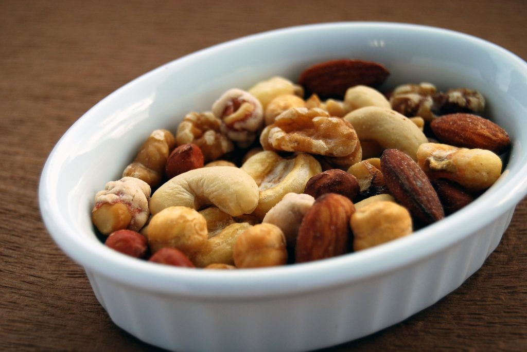 6 Best Foods to Boost Your Brain and Memory nuts and seeds
