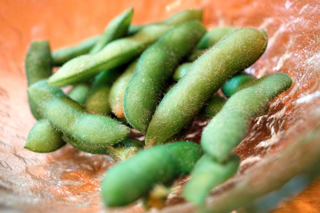 5 Delicious and Healthy Snack Choices edamame
