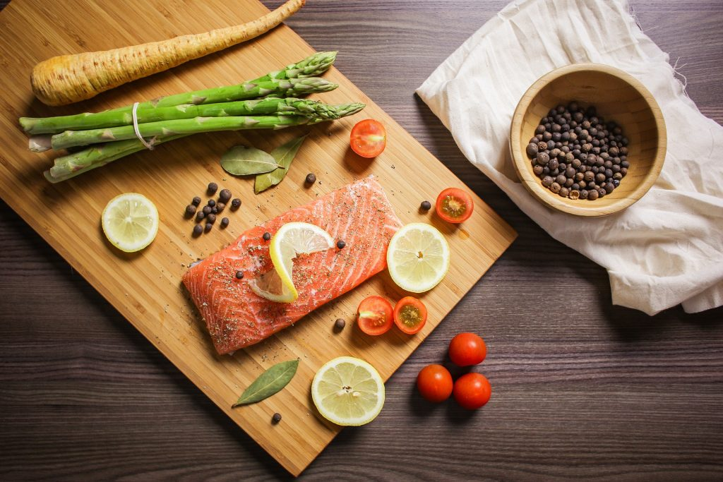 Protein-Rich Foods to Keep Your Diet on Point salmon