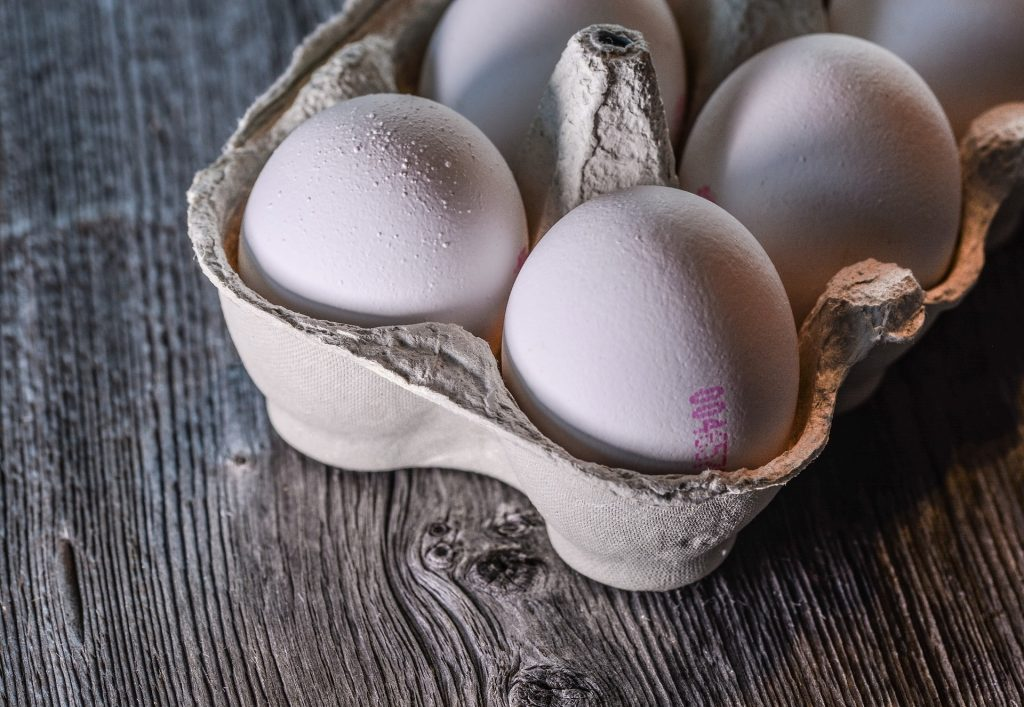 Protein-Rich Foods to Keep Your Diet on Point eggs