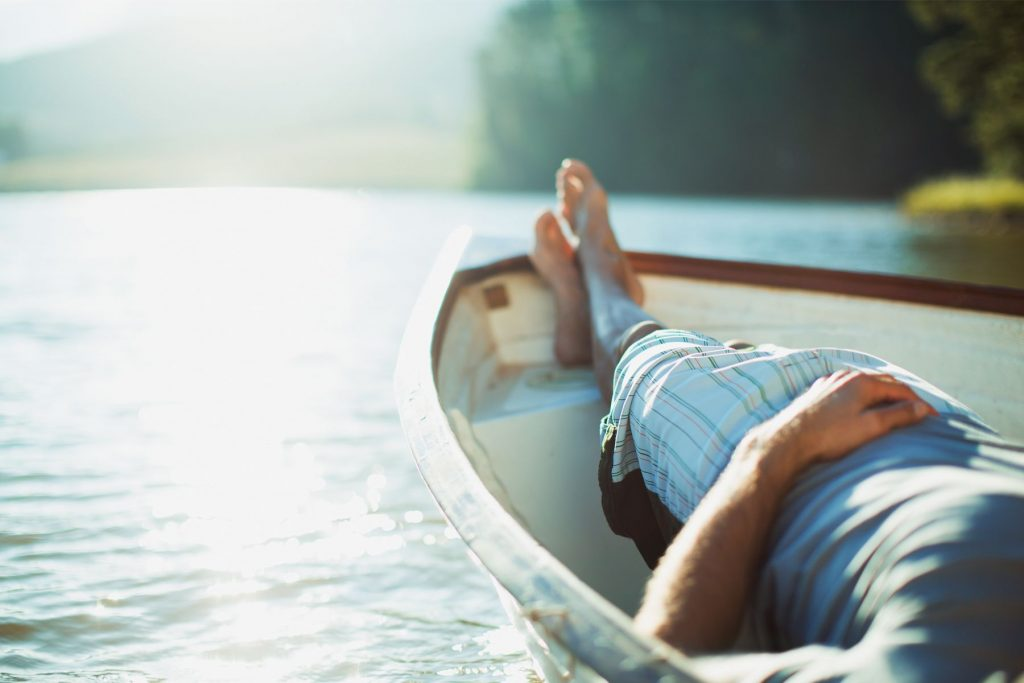 Relaxation Techniques for A Full On Zen Mode relax