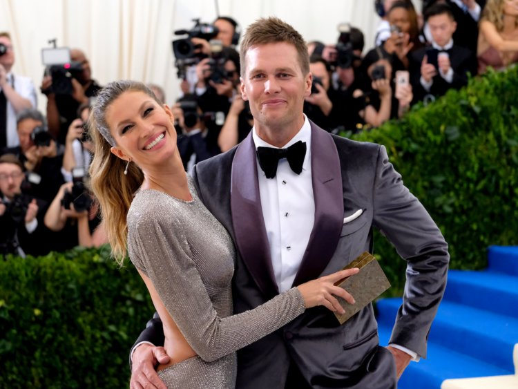 Celebrity Couples That Met in The Weirdest Possible Way Gisele Tom Brady