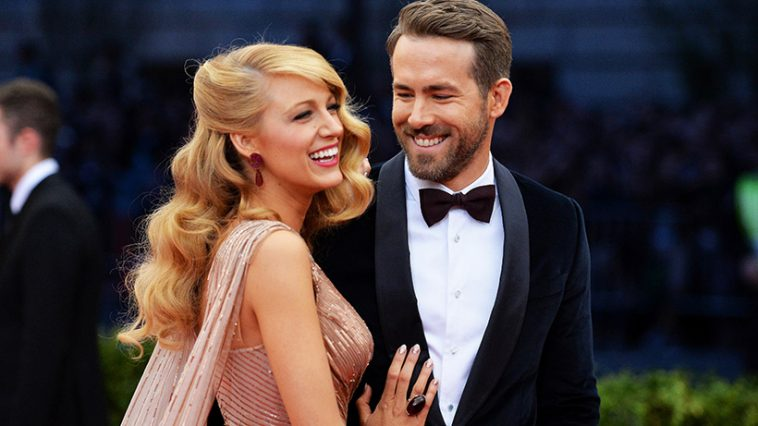 Celebrity Couples That Met in The Weirdest Possible Way Blake Lively Ryan Reynolds