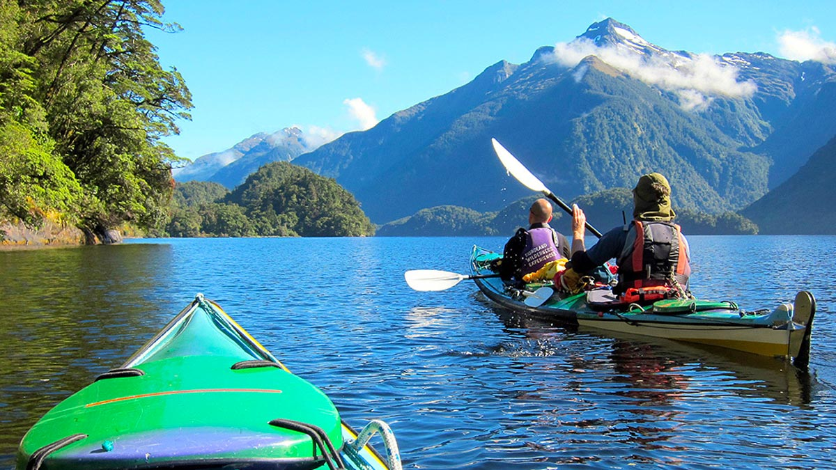 Crazy Destinations for Adventure Travel New Zealand