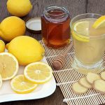 Fast Healthy Ways to Get Over A Cold lemon water honey