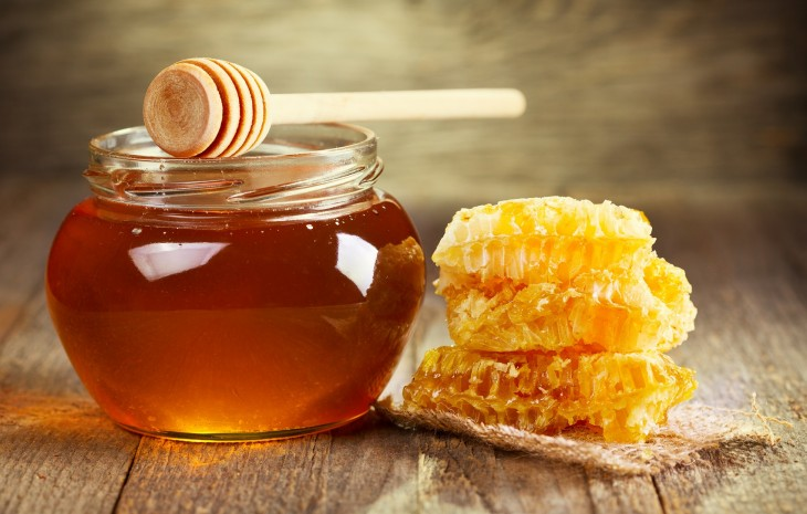 Fast Healthy Ways to Get Over A Cold honey