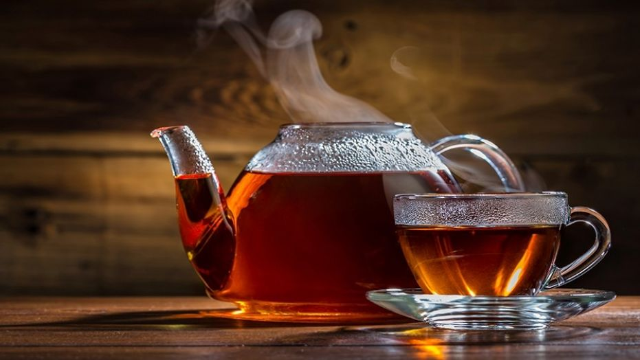 Fast Healthy Ways to Get Over A Cold hot tea