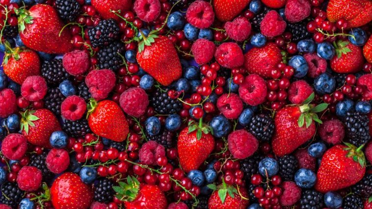 Healthiest Food Choices for Breakfast berries