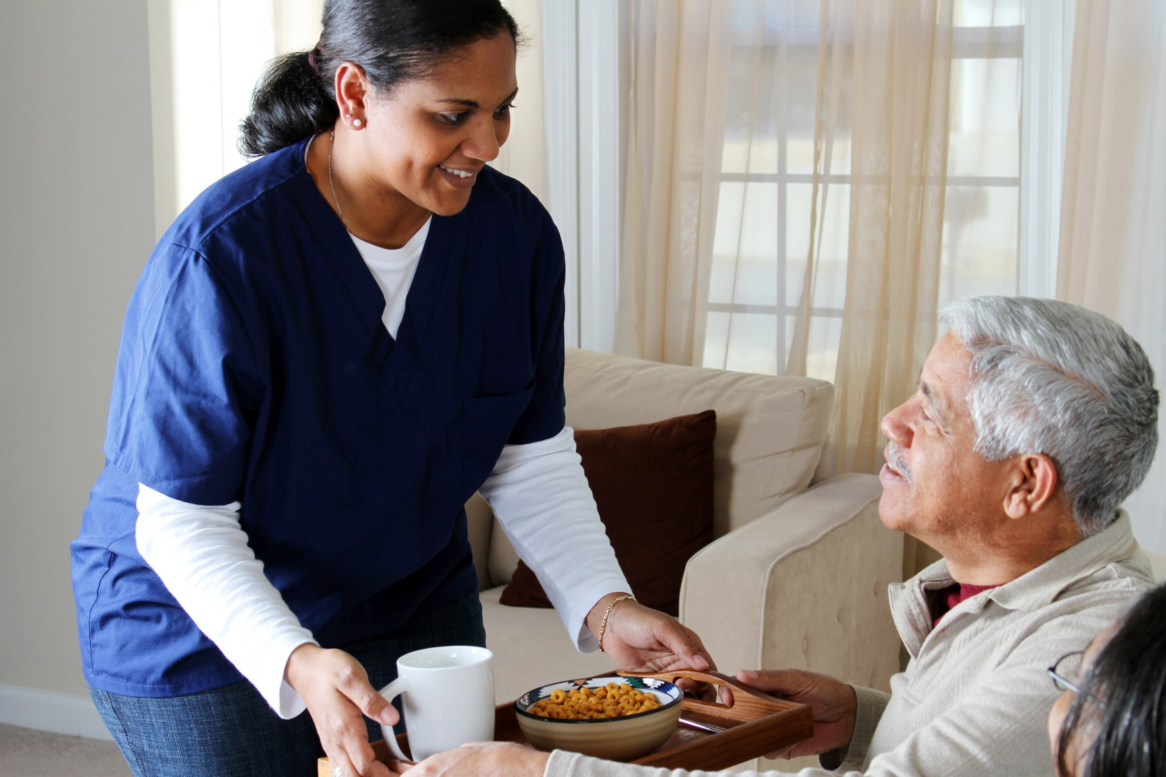 Most In-Demand Professions For 2018 personal care aide