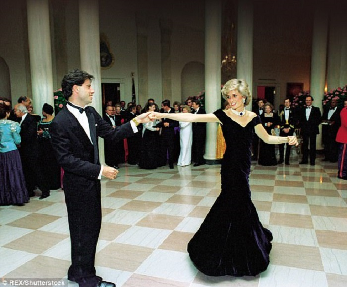 The Most Expensive Dresses of All Time Princess Diana