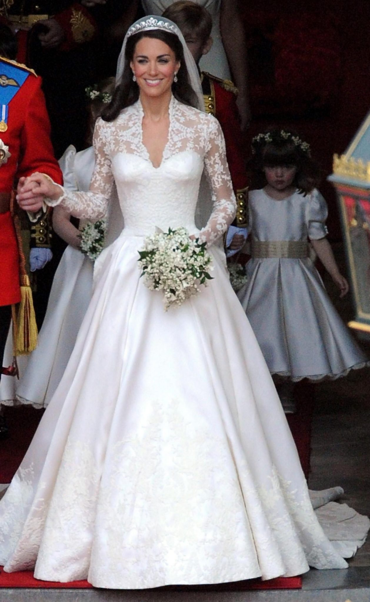 The Most Expensive Dresses of All Time Kate Middleton