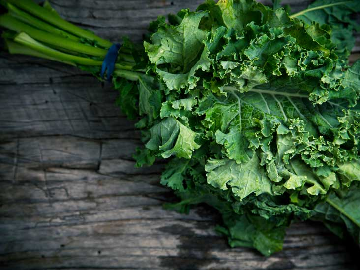 Top Superfoods to Include in Your Diet kale