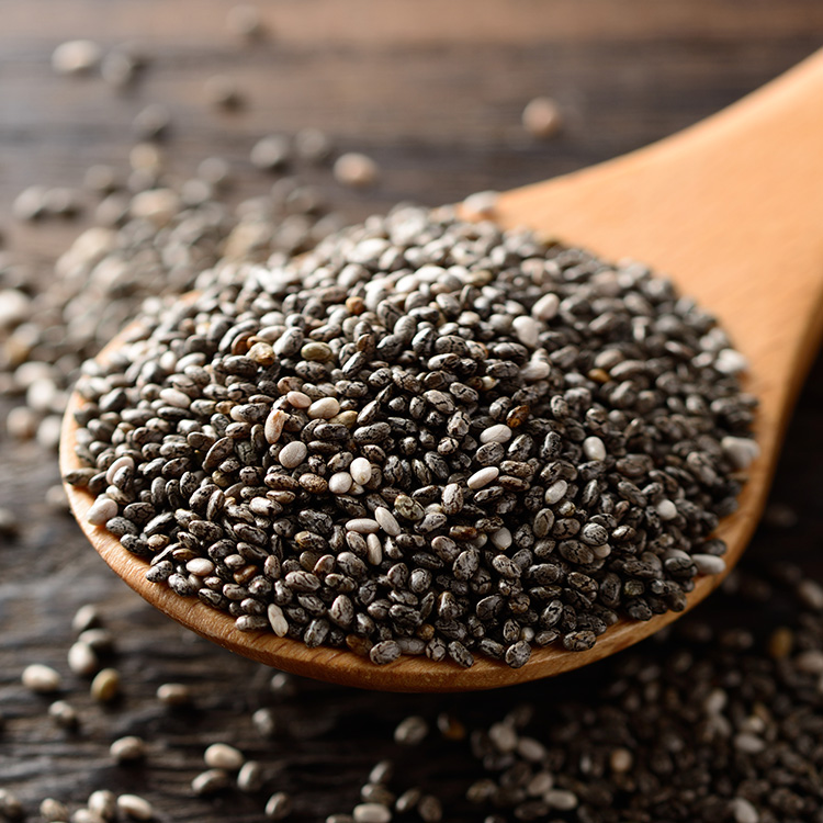 Top Superfoods to Include in Your Diet chia seeds