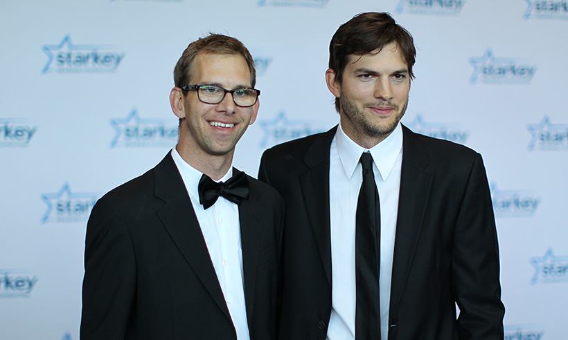 Celebrities You Didn't Know Were Twins Ashton Kutcher