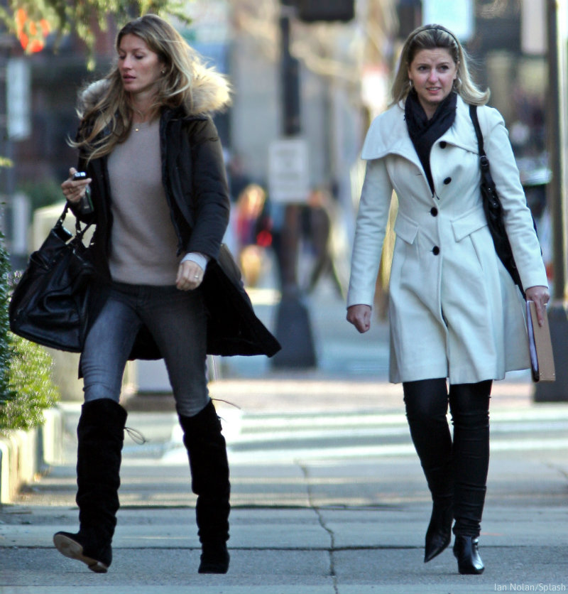 Celebrities You Didn't Know Were Twins Gisele Bundchen
