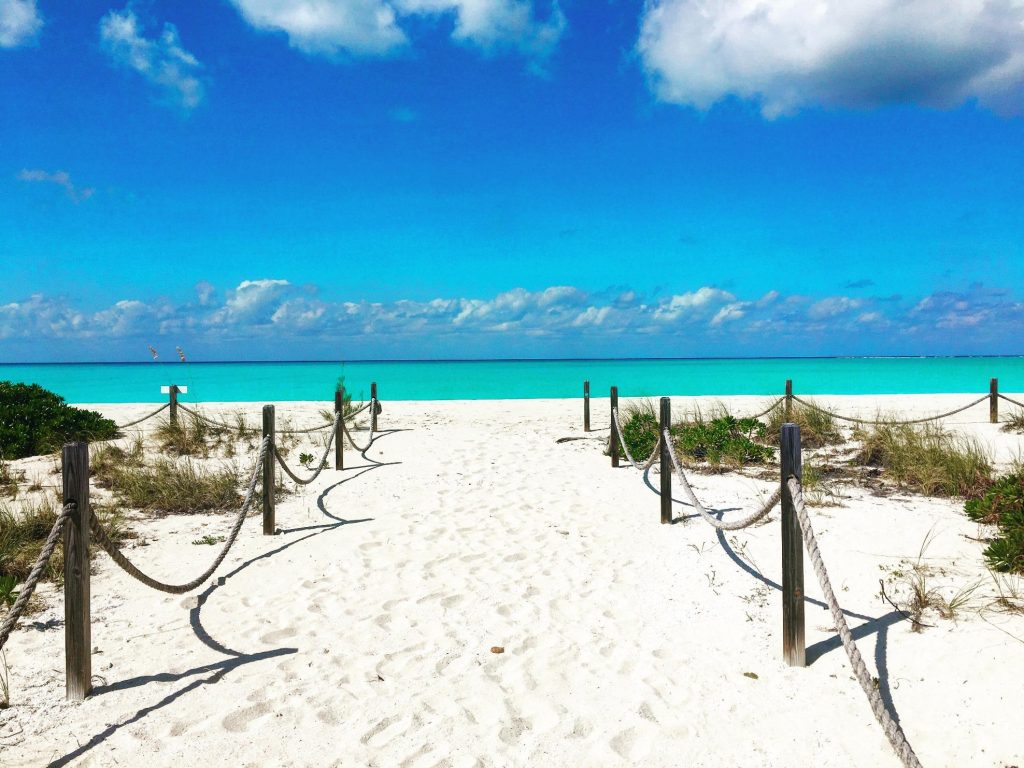 Check Out The Most Beautiful Beaches For 2018 Grace Bay turks and caicos