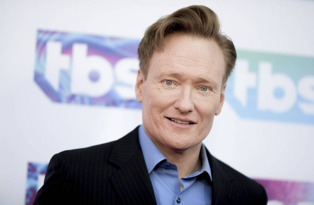 Celebrities With Surprisingly High IQ conan o'brien