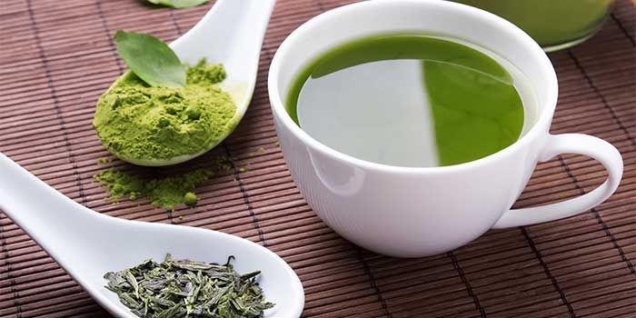 Foods That Will Help You Look Younger green tea