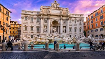 Most Popular World Travel Destinations For 2018 2 rome