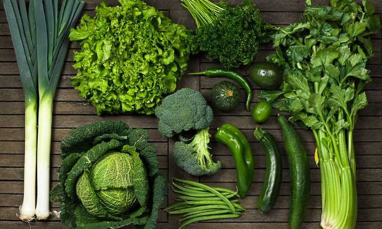 Powerful Anti-Inflammatory Foods to Keep You Healthy leafy greens