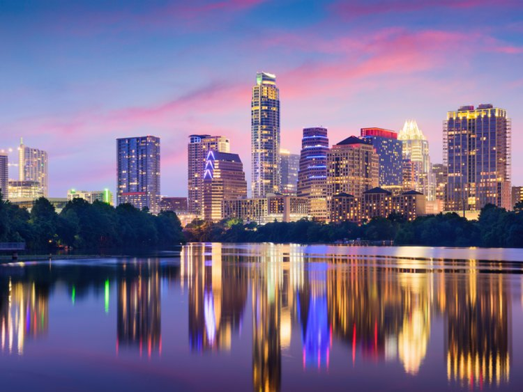 Top Best Places to Live in The USA for 2018 austin texas