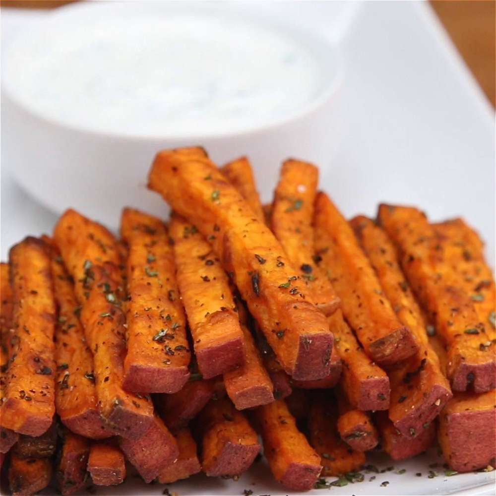 5 Best Superfoods For A Healthier Life sweet potatoes