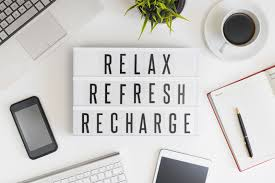 Easy Stress Management Techniques For A Better Life take break