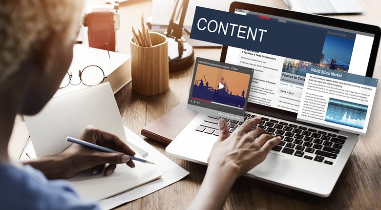 Highest-Paying Summer Jobs For College Students web content specialist