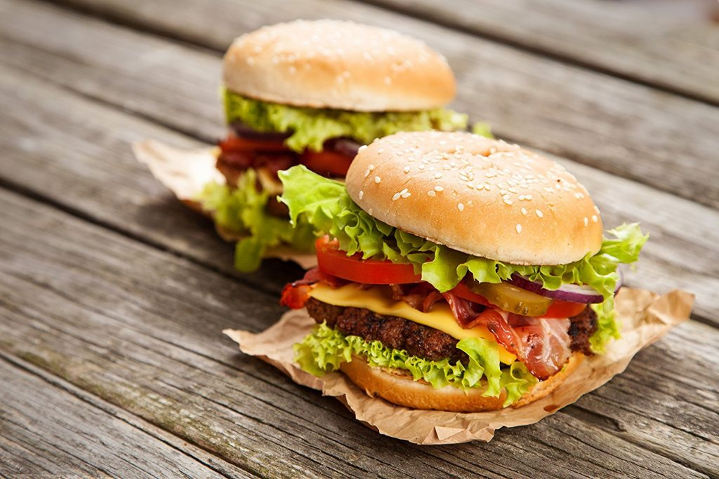 The Five Most Popular Foods In The World hamburger