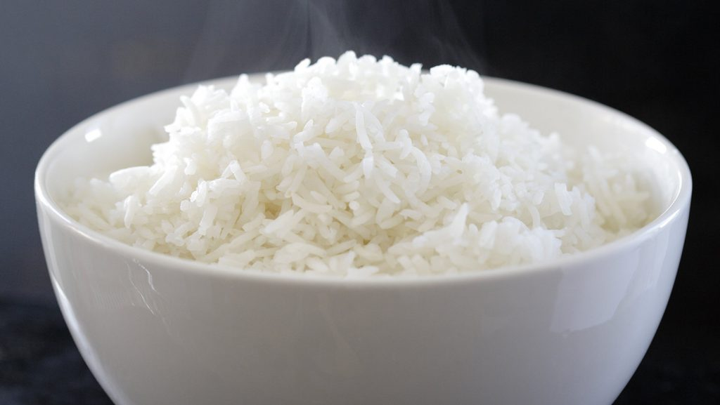The Five Most Popular Foods In The World rice