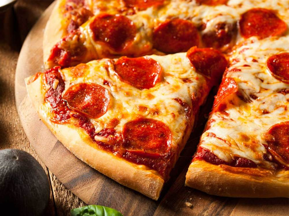 The Five Most Popular Foods In The World pizza