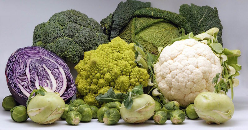 Top Cancer-Fighting Foods You Have To Know cruciferous vegetables